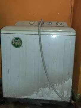 LG Intellowash Washing Machine