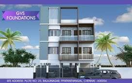 2 bhk flat for sale at iyyapanthangal