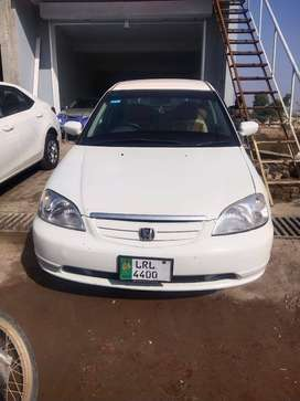 2001 model HONDA car 10/7 Condition engine is very good