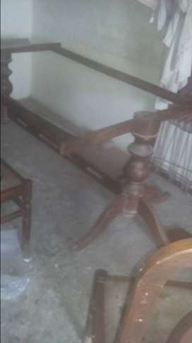 frame of dining table 6-4