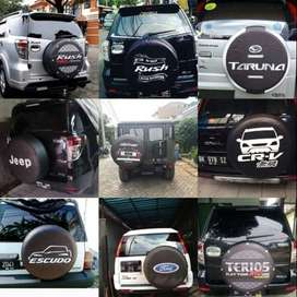 Cover/Sarung Ban SEREP mobil taruna/CRV/Touring DLL rush terios#Sasuke