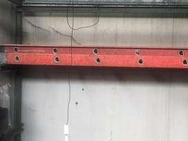 Jual Tangga sliding fiber 12 mter