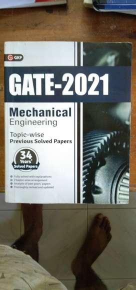 GKP GATE Mechanical Engineering book