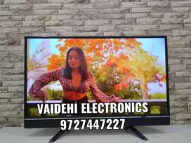 24 Inch Smart LED TV With HDMI Port, AV, USB All