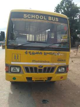 School bus mahindra 2016 model Rs:1050000/-