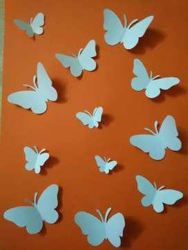 Home decor Butterflies