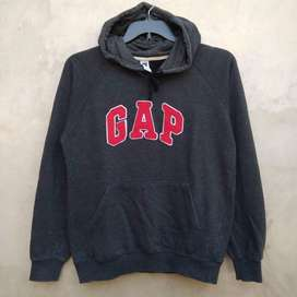 02 GAP Hoodie Jacket/Jaket 101% Original
