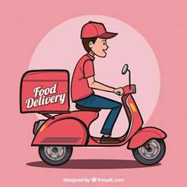 Wanted food delivery boys in Siddipet