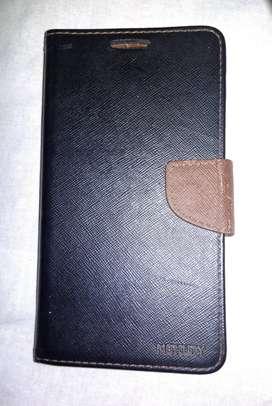 leather Flip cover Lenovo k3 Note
