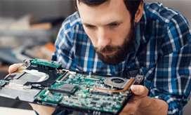 Hardware Desktop engineer fresher or experience