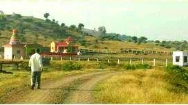 Farmhouse Bungalow Plot for Sale at Valhe, Near International Airport