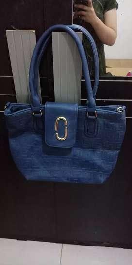 PRELOVED - Blue Bag (Beli di Sorabel)
