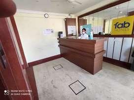 Female Receptionist