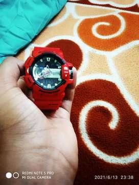 G-Shock Watch (RED)Bluetooth inn