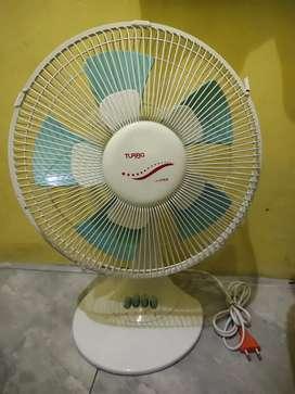 |NEGO| Jual kipas angin merk Turbo 12 inch Desk fan