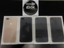 Promo iPhone 7 Plus 128GB New Grs Resmi iBox 1 Tahun