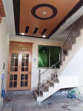 5 Marla singal story house for rent