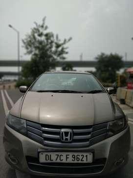 Honda City 1.5 V MT, 2011, Petrol