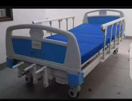 Patient Hospital Bed For Home Use, Air Mattress Available -Wheelchair
