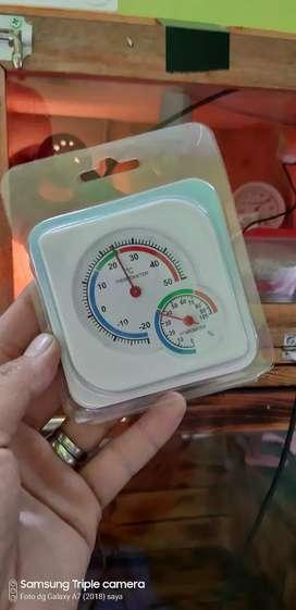 Thermometer dan hygrometer