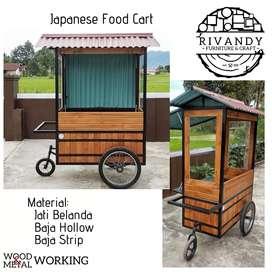 Japanese Food Cart