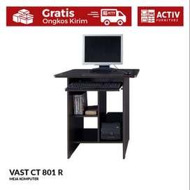 Activ Meja Komputer Kerja Modern / Meja Laptop Gaming / VAST CT 801 R