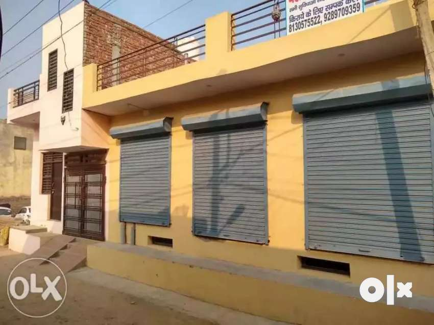 Shops & Basement Available for Rent 0