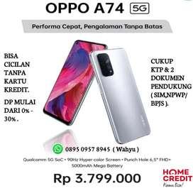 KREDIT HP OPPO A74