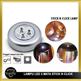 Lampu Emergency LED Serbaguna