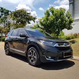 HONDA CR-V 1.5 Turbo 2017 hijau olive
