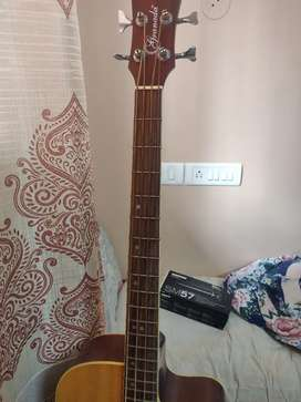 Acoustic bass guitar for sale