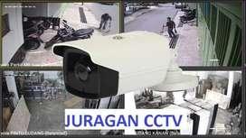 Big sale paket 2 camera CCTV full hd