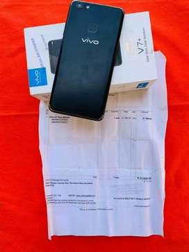 Vivo V7 Plus Fresh Condition 4GB RAM 64GB Internal