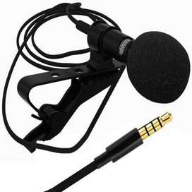 Mobspy 3.5mm clip microphone for youtube