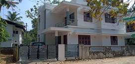 ELTHURUTH, 5.5 CENT, 2000 SQFT, 4 BHK, 85 LAKH NEGOTIABLE, 500 MTR