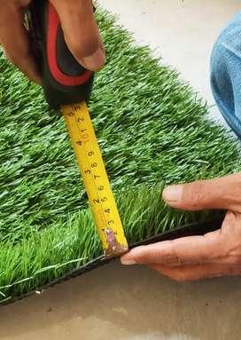 karpet rumput sintetis futsal 50mm dan taman outdoor tanpa perawatan