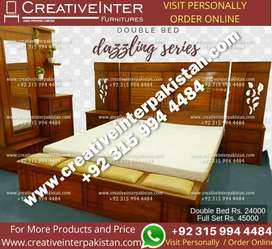 Single Double Bed saleon sofa set dining table chair furniture office