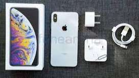 iPhone XS Refurbished Phone with 6 Months Warranty-(Color as per avail
