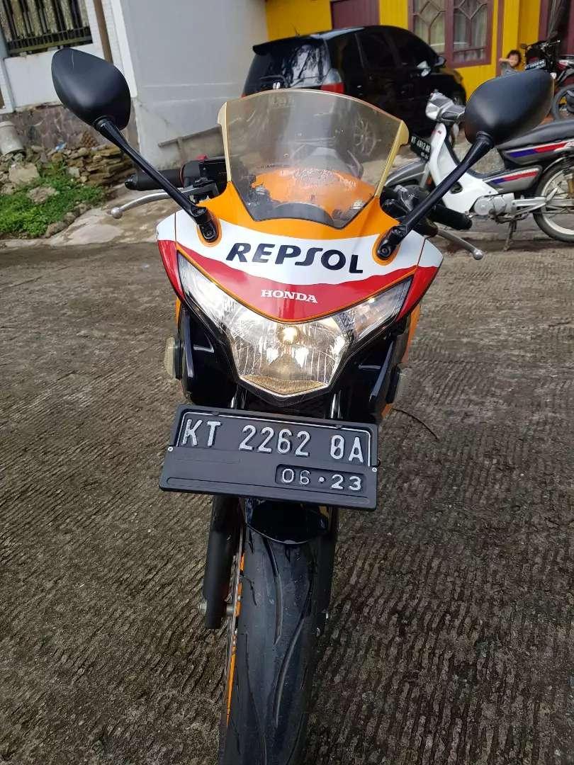 Honda cbr 250 thailand repsol edition 2013 0