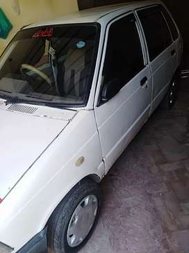 Petrol & CNG functional, all new tyres, tape ok, comfortable seats