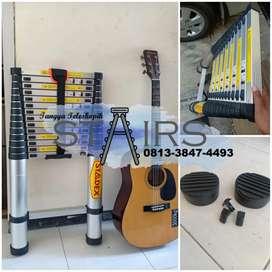 TANGGA TELKOM PLN CCTV SINGLE/ LURUS 4.4M READY KIRIM TIAP HARI - COD