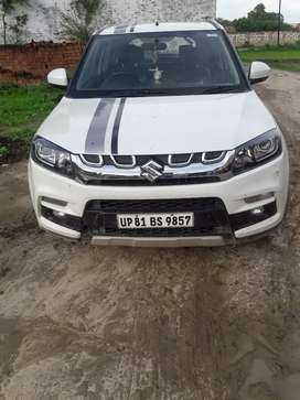 Vitara Brezza ZDI 2017 model insurance valid till 30th September 2020