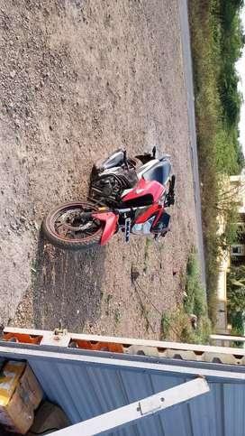 Honda CB -hornet 160R