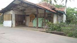 Tanah Dijual di Lampegan Bandung. Strategis pinggir Jalan Raya