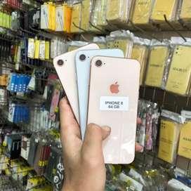 Iphone 8 64Gb semua fungsi normal bosku