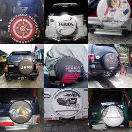 Cover/Sarung Ban Mobil CRV/Taouring rush/teriosjeep/taft#sibuta dari g