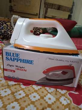 Iron box for sale light weight