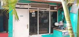Dijual rumah di meruya utara kembang kereb Jakarta barat