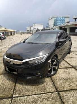 Honda Civic Turbo 1.5 E 2016 6 Airbag