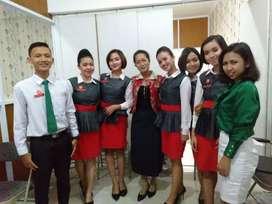 Pendidikan Staff Bandara Khusus Langsung Kerja